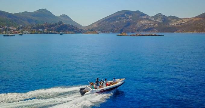 Yacht-Charter in Kastelorizo - INDIGO INDIGO 20 auf SamBoat