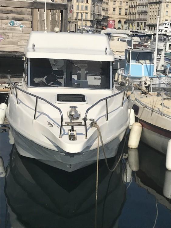 Motorboot mit oder ohne Skipper Rio mieten in Marseille