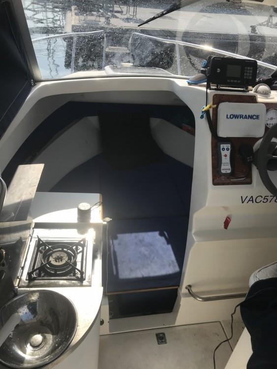 Motorboot mieten in Marseille - Rio Rio 600 Cabin Fish