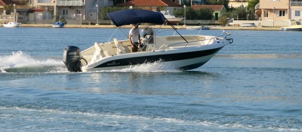 Schlauchboot mit oder ohne Skipper Mingolla mieten in Bol