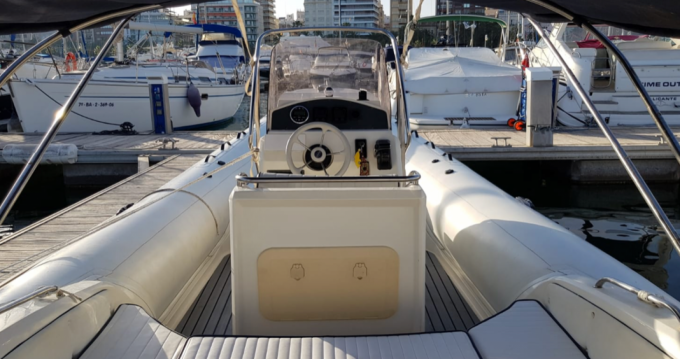 Bootsverleih Nuova Jolly King 720 Extreme Alicante Samboat