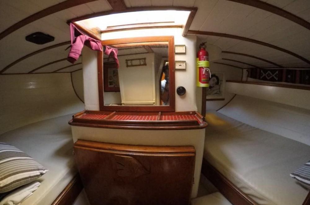 Vermietung Segelboot Sciarrelli-Schooner mit Führerschein