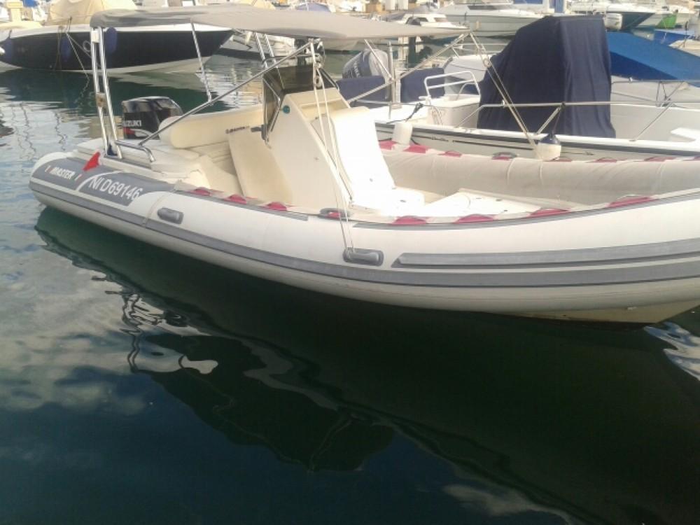 Bootsverleih Master Gommoni Master 660 Cannes Samboat