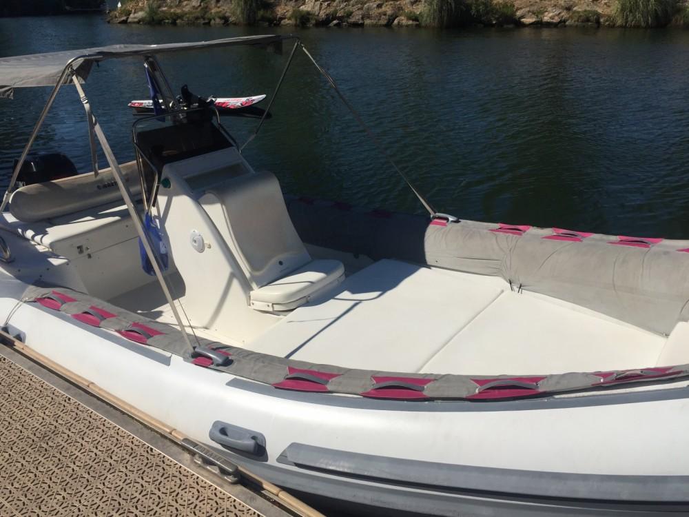 Schlauchboot mit oder ohne Skipper Master Gommoni mieten in Cannes