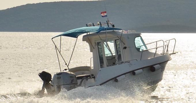 Bootsverleih Reful 700 Ugljan Samboat