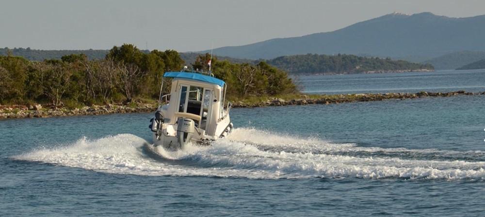 Motorboot mieten in Ugljan - Reful 700