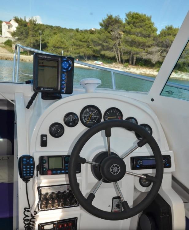 Vermietung Motorboot Reful mit Führerschein