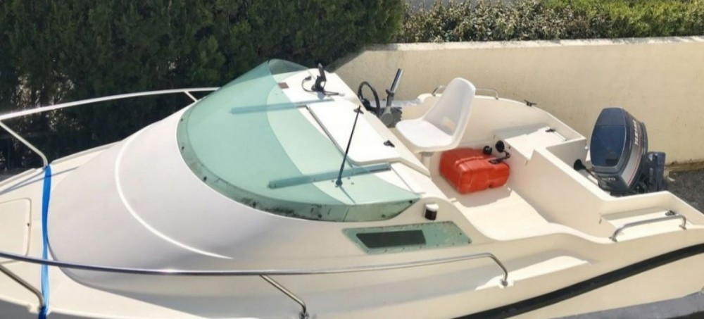Ein Clear-Liner Clear Liner 525 Cabine mieten in Les Sables-d'Olonne