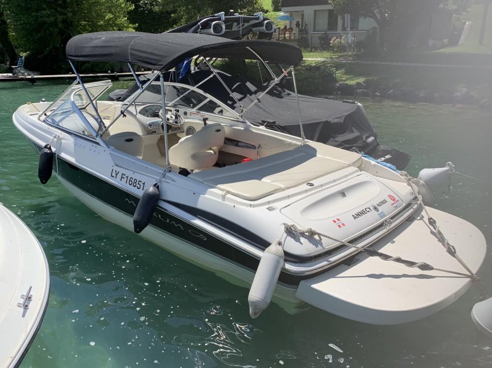 Yacht-Charter in Annecy - Maxum Maxum 1800SR3 auf SamBoat