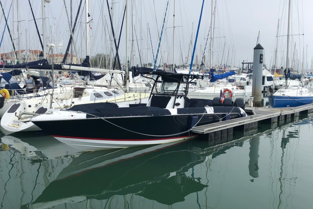 Bootsverleih DONZI 38 Les Sables-d'Olonne Samboat