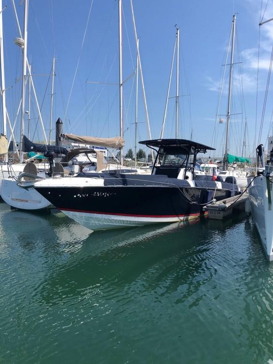 Motorboot mit oder ohne Skipper DONZI mieten in Les Sables-d'Olonne