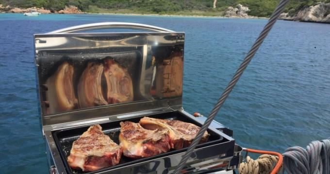 Bootsverleih Porto-Vecchio günstig Oceanis 55
