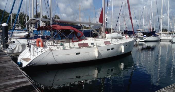 Bootsverleih Pointe-à-Pitre günstig Oceanis 411