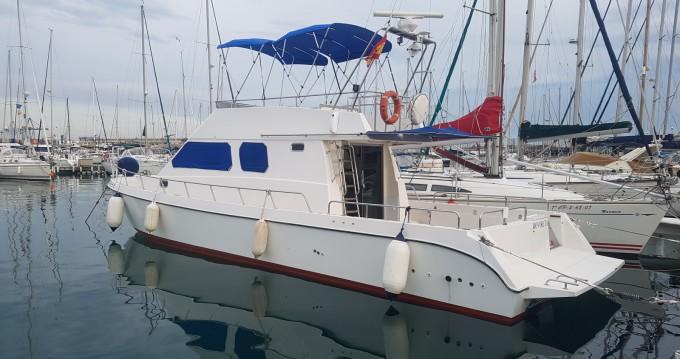 Yacht-Charter in Castellón de la Plana/Castelló de la Plana - Cata Cata 43 auf SamBoat