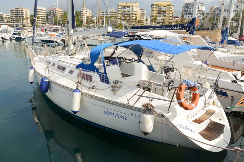 Bootsverleih Jeanneau Sun Charm 39 Marbella Samboat