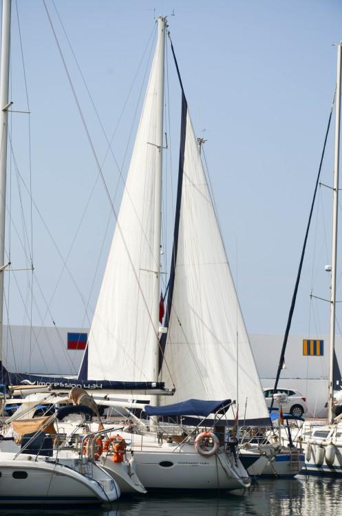 Yacht-Charter in Marbella - Jeanneau Sun Charm 39 auf SamBoat