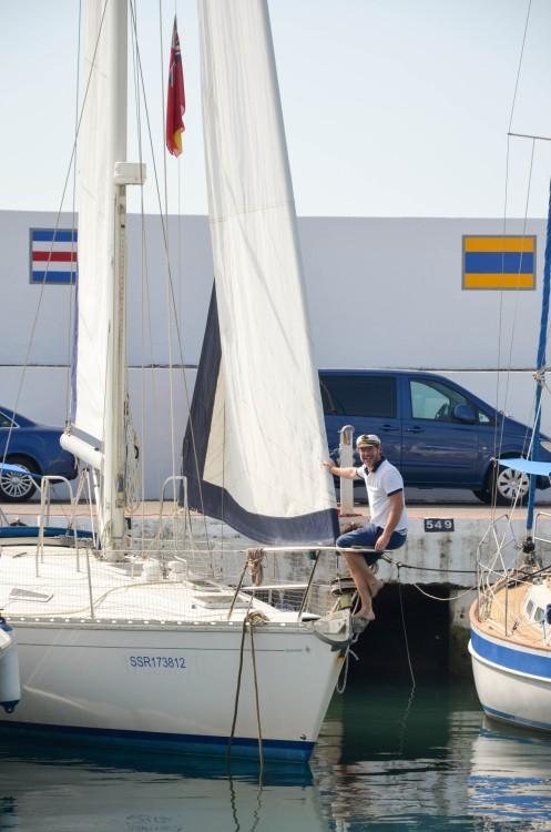 Bootsverleih Marbella günstig Sun Charm 39