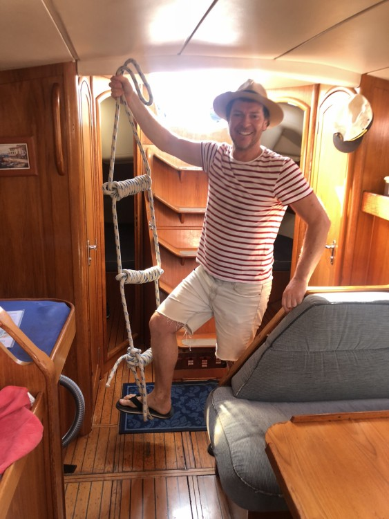 Segelboot mit oder ohne Skipper Jeanneau mieten in Marbella
