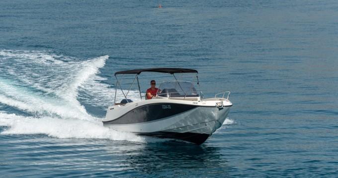 Bootsverleih Quicksilver Activ 755 Open Trogir Samboat
