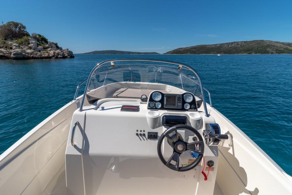 Motorboot mieten in Split - Quicksilver Activ 605 Open