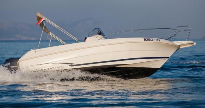 Motorboot mieten in Trogir - Jeanneau Cap Camarat 555