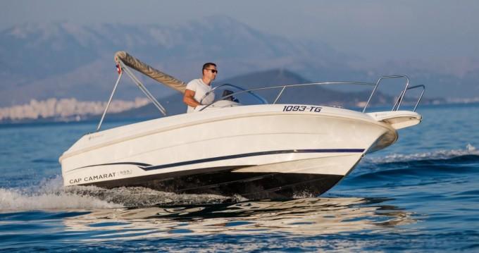 Yacht-Charter in Trogir - Jeanneau Cap Camarat 555 auf SamBoat
