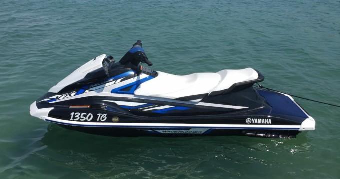 Yacht-Charter in Trogir - Yamaha VX DeLuxe auf SamBoat