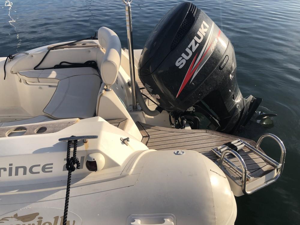 Schlauchboot mit oder ohne Skipper Nuova Jolly mieten in Lorient