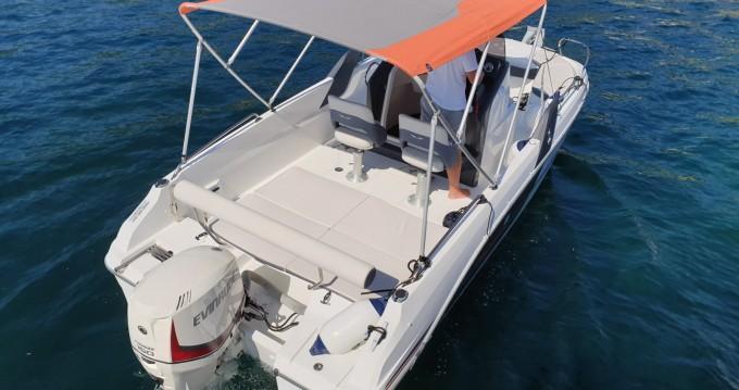 Motorboot mieten in Opatija zum besten Preis