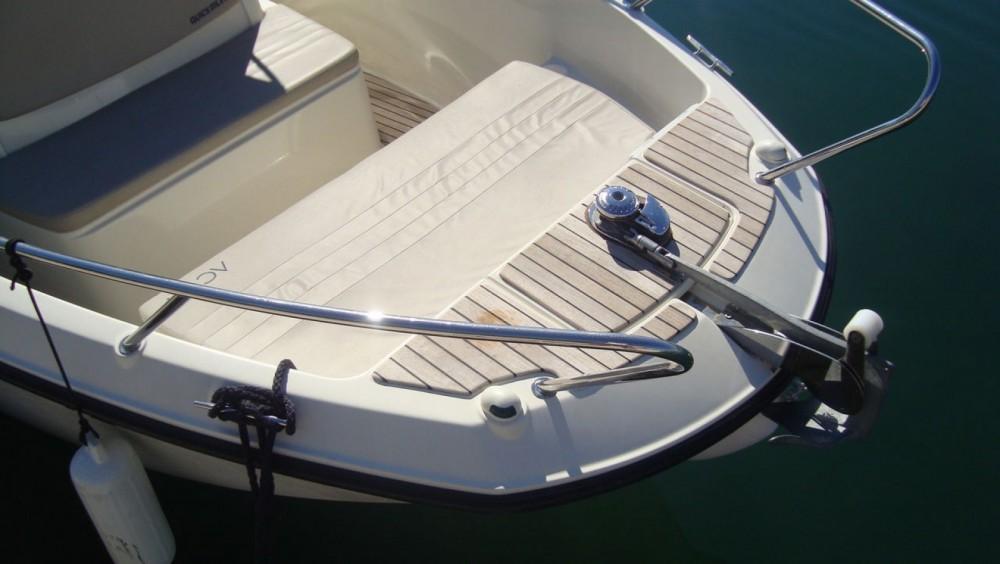 Motorboot mieten in Tribunj - Quicksilver Quicksilver 675 Activ Open