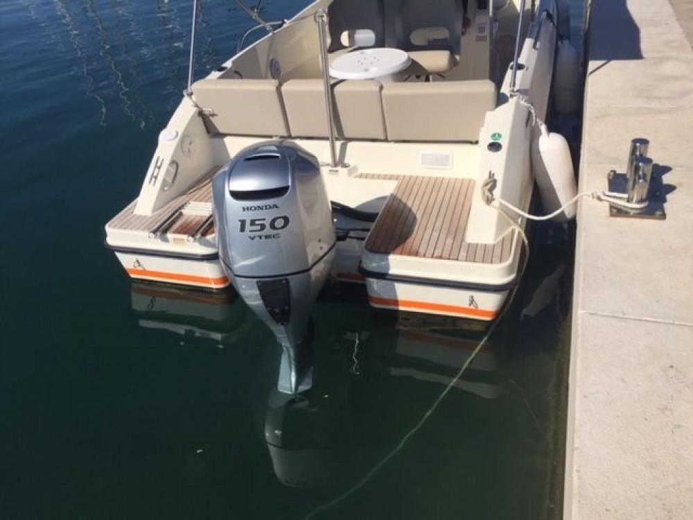 Yacht-Charter in Tribunj - Quicksilver Quicksilver 675 Activ Open auf SamBoat