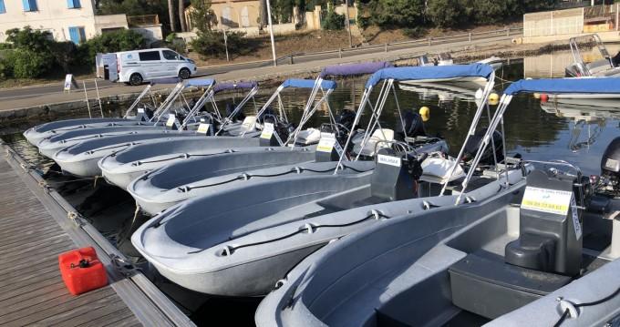 Bootsverleih Fun Yak SECU 15 Six-Fours-les-Plages Samboat