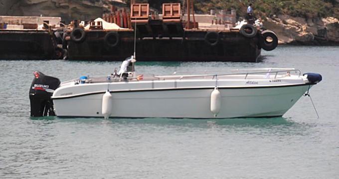 Motorboot mieten in Kalkara - Buccaneer Buccaneer 23