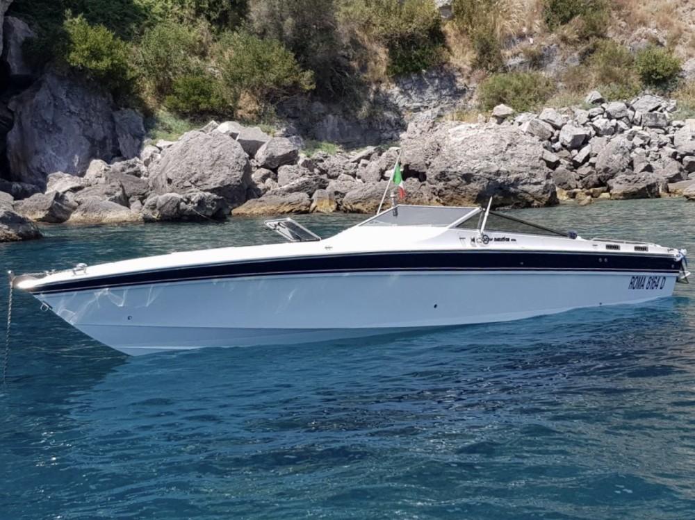 Motorboot mieten in Salerno - C&B Shaft 34