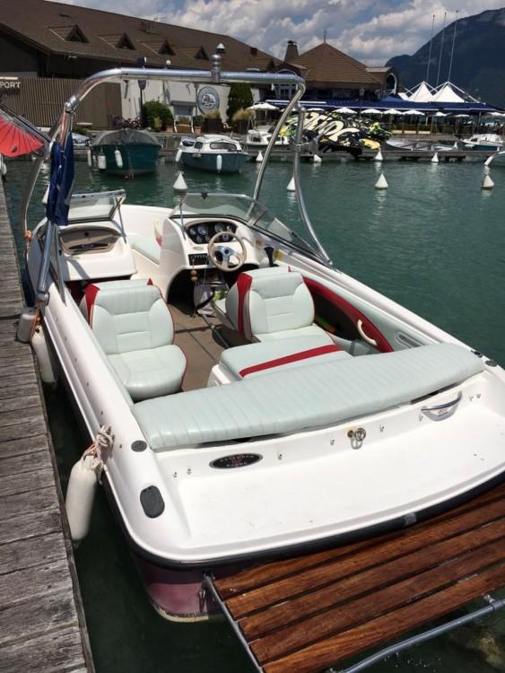 Motorboot mieten in Sevrier - Chaparral 180SSe