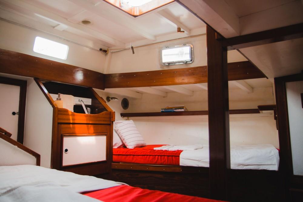 Segelboot mit oder ohne Skipper Replique mieten in Brest