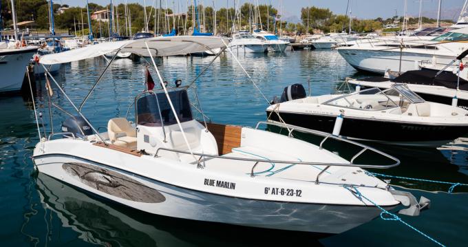 Ein Mano Marine sport fisch 21,50 mieten in Port de Pollença