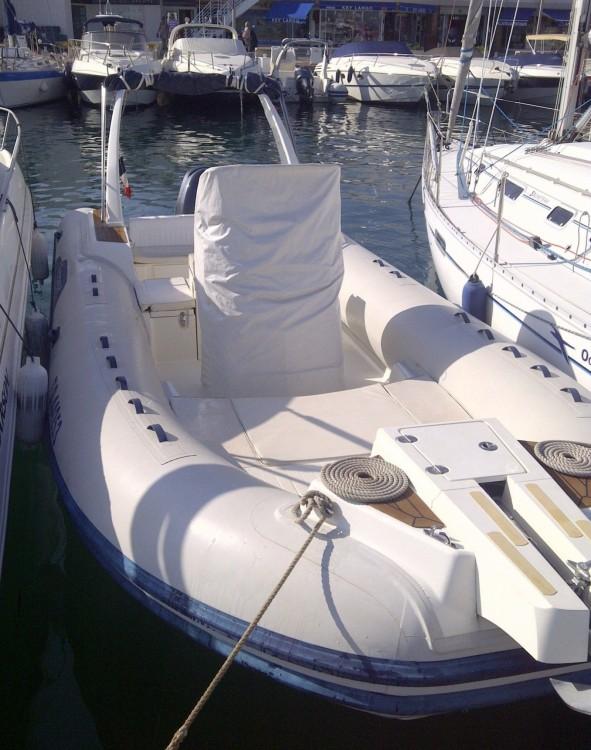 Schlauchboot mieten in Sainte-Maxime - Capelli Capelli 770