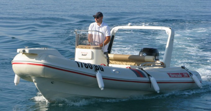 Schlauchboot mieten in Biograd na Moru - Barracuda Barracuda 590