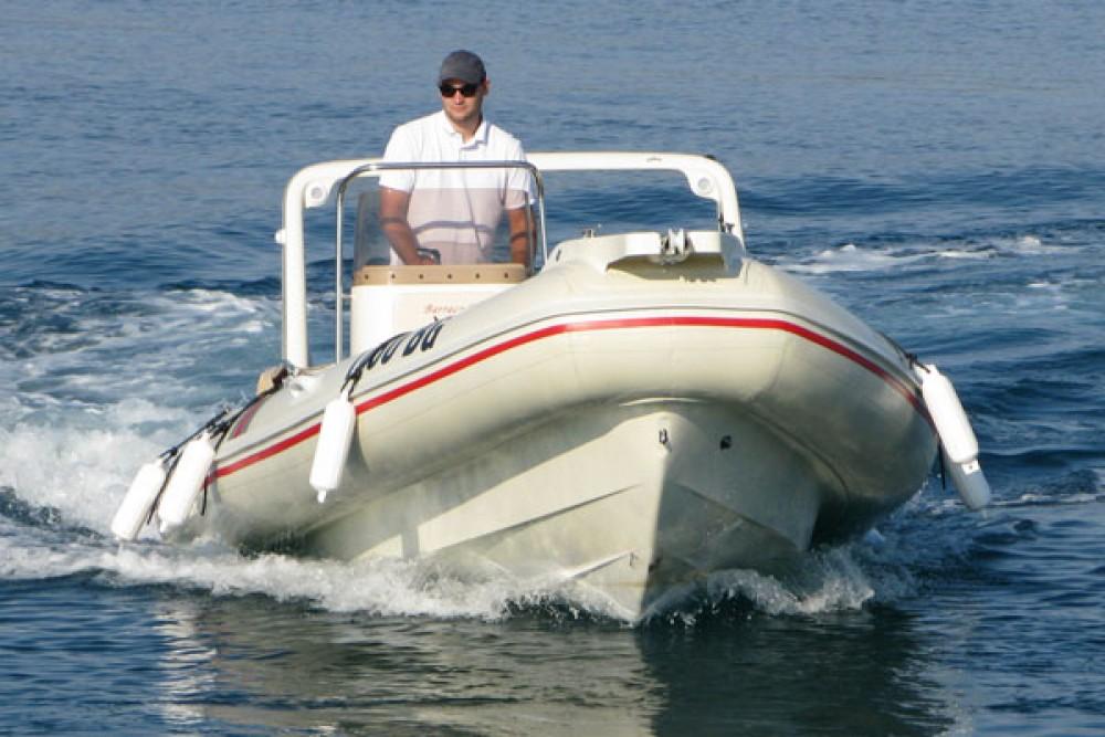 Vermietung Schlauchboot Barracuda mit Führerschein