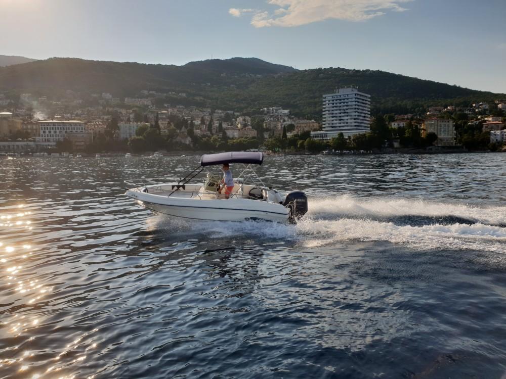 Yacht-Charter in Abbazia - Rancraft 18.20 auf SamBoat