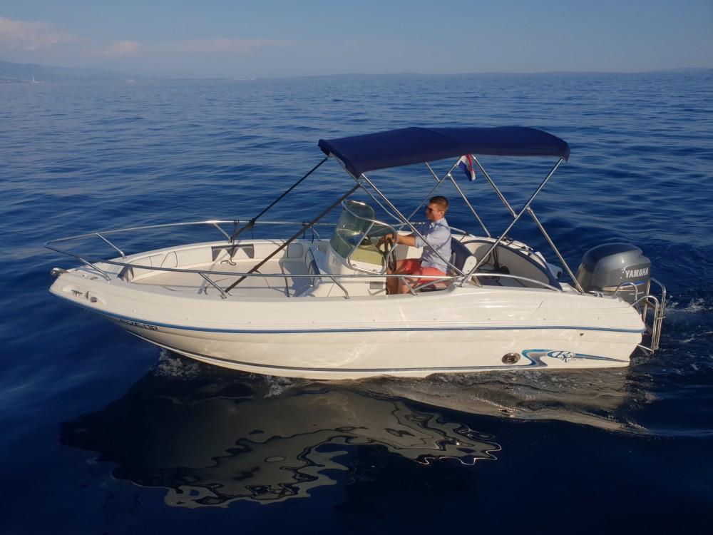 Motorboot mieten in Abbazia - Rancraft 18.20
