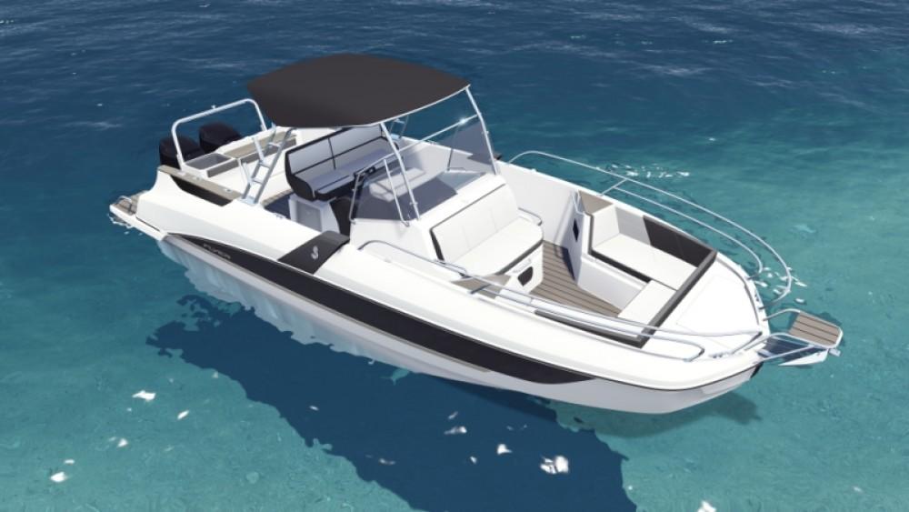 Motorboot mit oder ohne Skipper Bénéteau mieten in Ajaccio