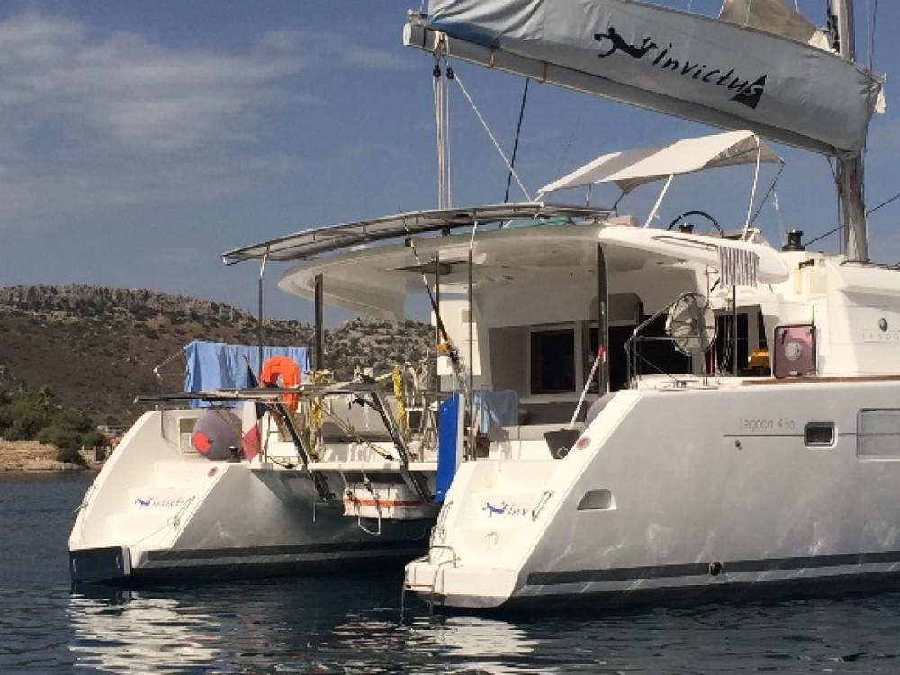 Yacht-Charter in Marseille - Bénéteau Lagoon 450 auf SamBoat