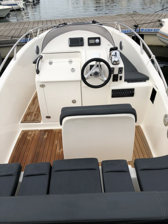 Bootsverleih Clear libra 650 open Bandol Samboat