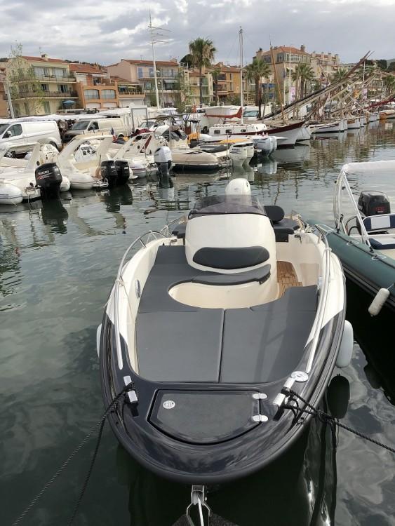 Motorboot mieten in Bandol - Clear libra 650 open