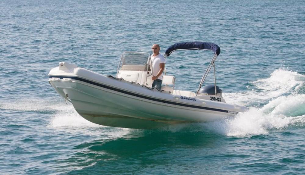 Yacht-Charter in Duće - Joker Boat Coaster 600 auf SamBoat