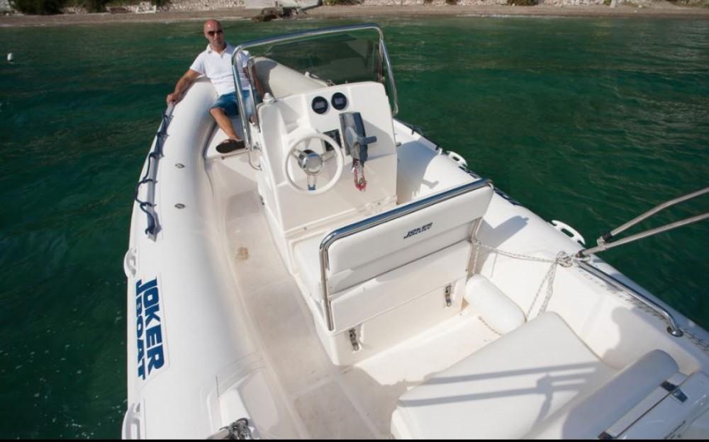 Schlauchboot mieten in Duće - Joker Boat Coaster 600