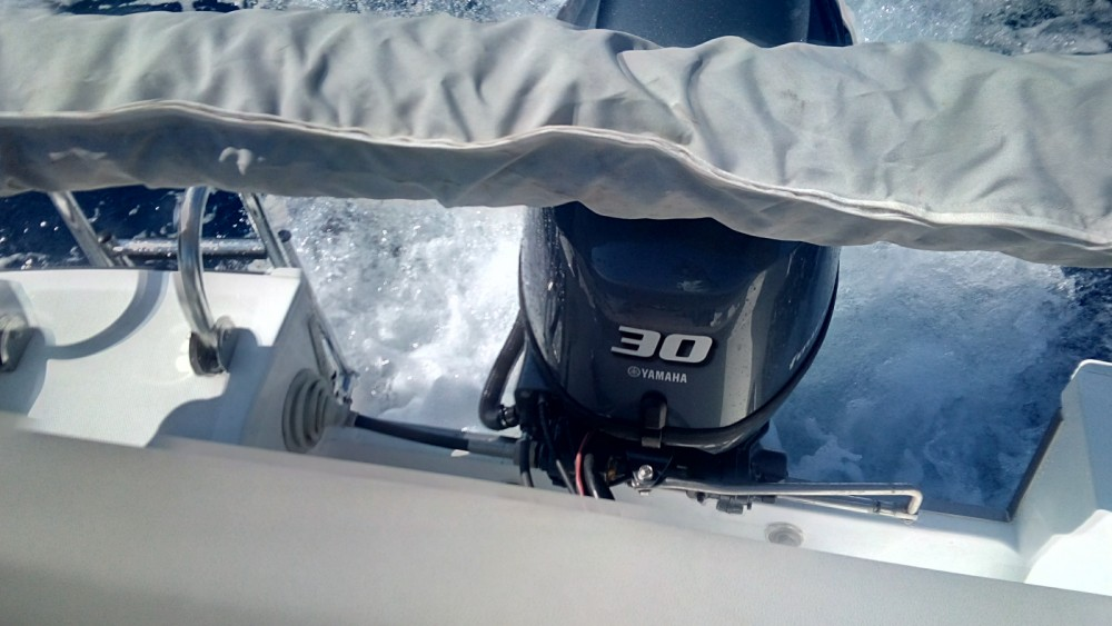 Bootsverleih Olympic SX 490 Elounda Samboat
