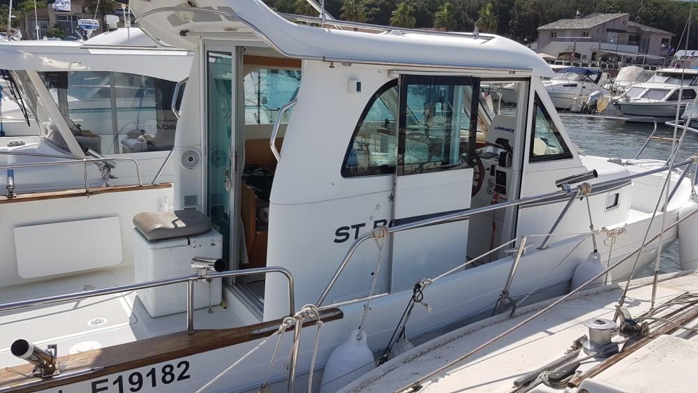 Ein St Boat St boat 840 WA mieten in Santa-Maria-Poggio